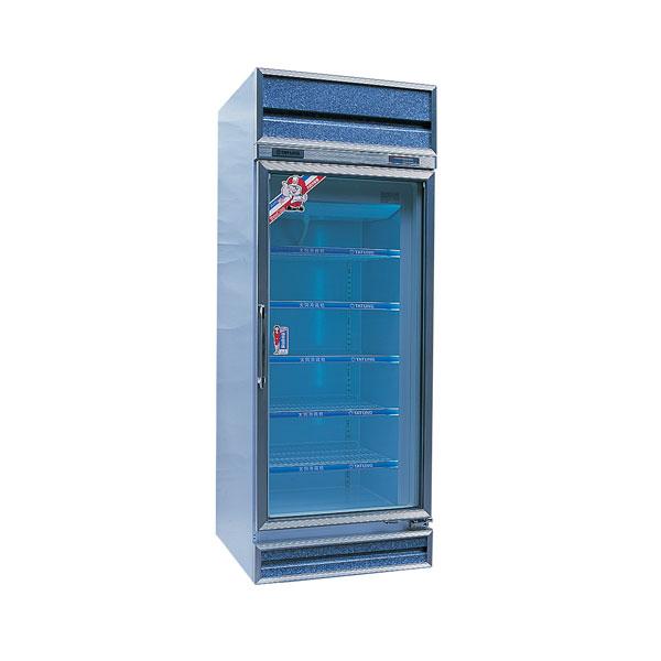 【TATUNG大同】615公升環保冷藏櫃(TRG-2RA)