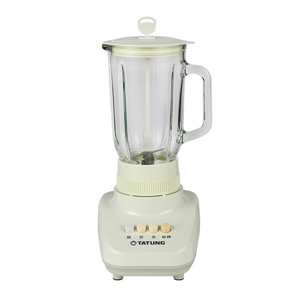 【TATUNG大同】1L玻璃杯果汁機(TVJ-10C)