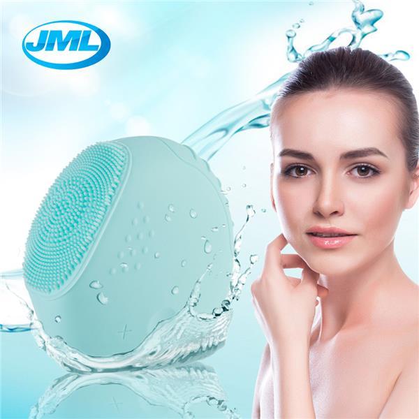 萬達康 英國JML矽膠震動淨透煥膚潔顏儀/洗臉機/淨膚儀 (V19367)