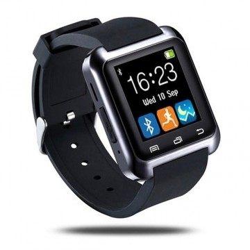 【長江】藍芽智慧觸控手錶-黑色 (W1-BK)