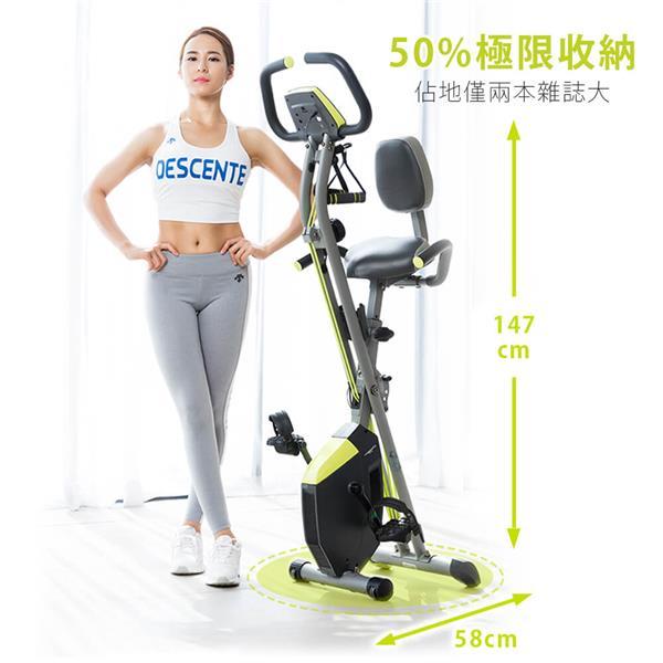 情人節嚴選好禮萬達康Wonder Core Cycle智能雙效健身車 (WCC-53)