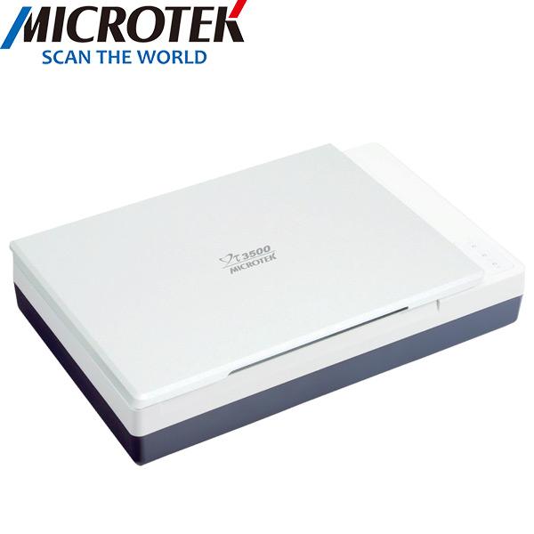 【Microtek全友】書本專用高速掃描器 (XT-3500)